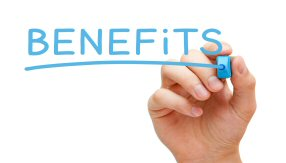Benefits - consulting